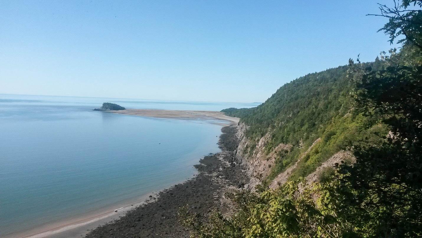 Décrocher au fil du vent et des marées | Le sentier pédestre Fundy, Nouveau-Brunswick