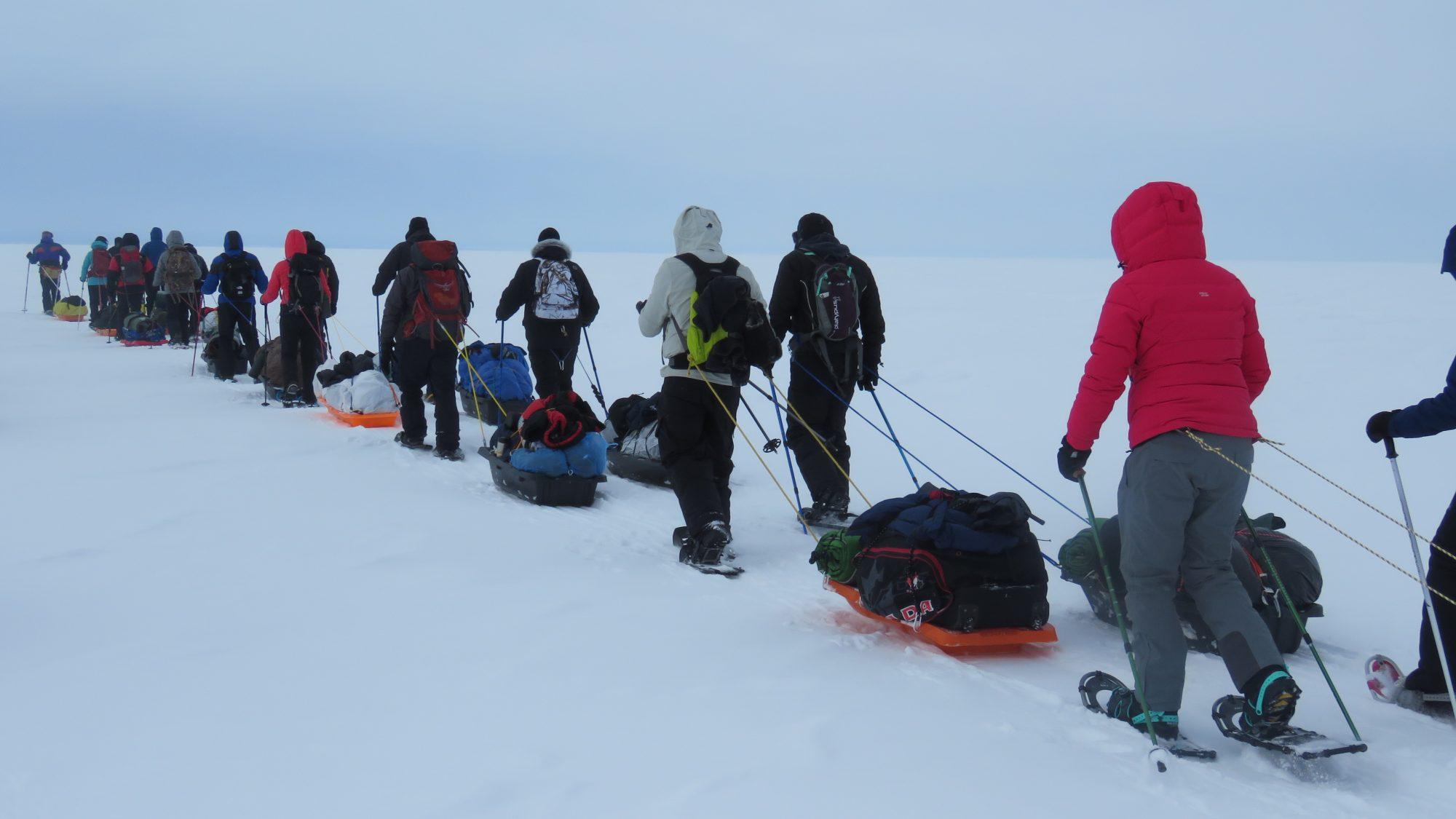 Expédition de trois jours sur le Lac Saint-Jean | Fondation Sur la pointe des pieds