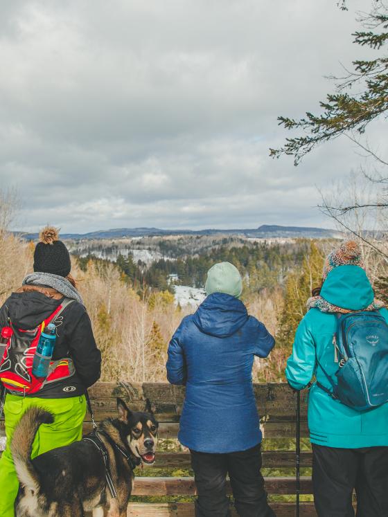 Bonjour Nature : transport guidé à Lanaudière